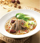liangcai-douya xiarener - shirmp and bean sprouts