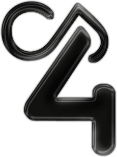 CS4 Logo - This is the official logo for Adobe CS4.