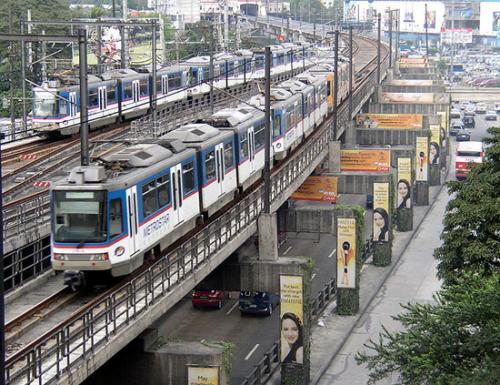 mrt - MRT in EDSA