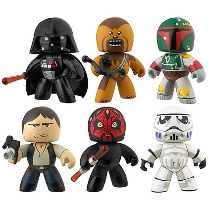 star wars images. Tags: star wars , bobbleheads