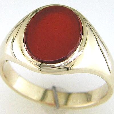 Cornelian(Aqeeq) Stone - A Cornelian(Aqeeq) stone set in a ring..is it really powerful or is it just myth ??