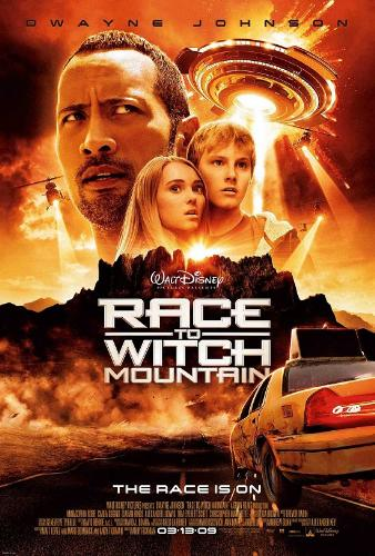Race to Witch Mountain - Poster of movie