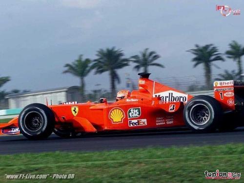 Ferrari - the Ferrari Racing