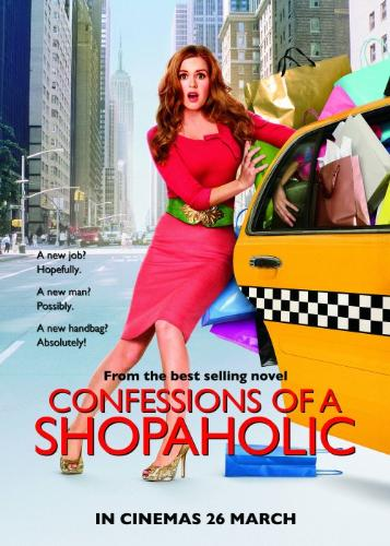 Confession of a Shopaholic - Rebecca Bloomwood, her journey of self-discovery is worth a watch!