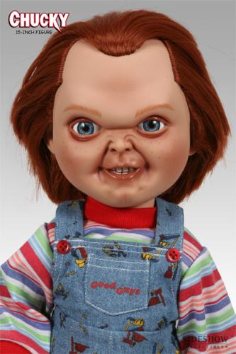 Chucky Doll - Do you think he is scary