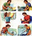 a housewife - 24 hrs of a housewife .