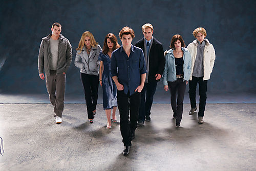 The Cullens - The Cullens from Twilight