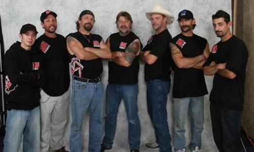 """ real men"" deadliest catch captains & crew - This photo is of some of the fantastic ""hotties"" from Deadliest Catch;