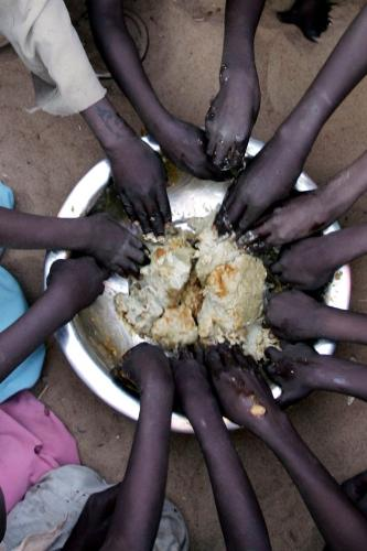Hungry Children - Hungry Children in Africa