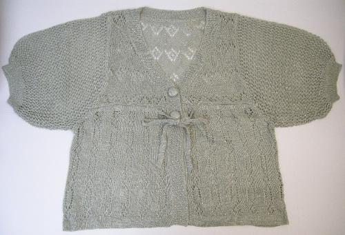 """Clothes for Woman - A light """"sweater"""" for woman."""