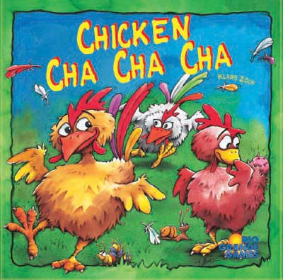 chicken cha cha cha - Chickens can cha cha, why can't I? LOL