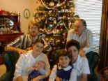 Where do you usually spend Christmas? - Since birth i just spend christmas at home with my family.