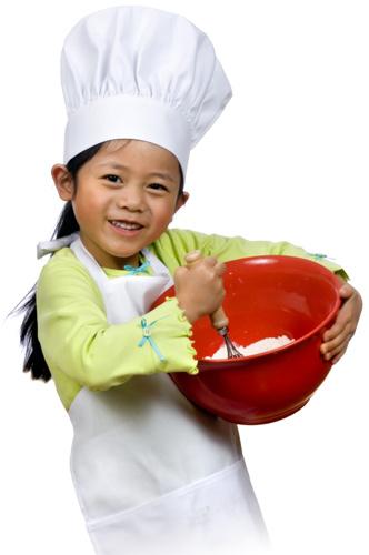 cooking - kid cooking food