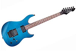 peavey predator EXP - this is a peavey predator EXP my current guitar. it has a floyd rose locking system, front and back pickups and tremolo. i love it