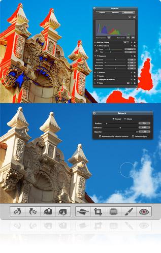 Raw image processing - raw image processing