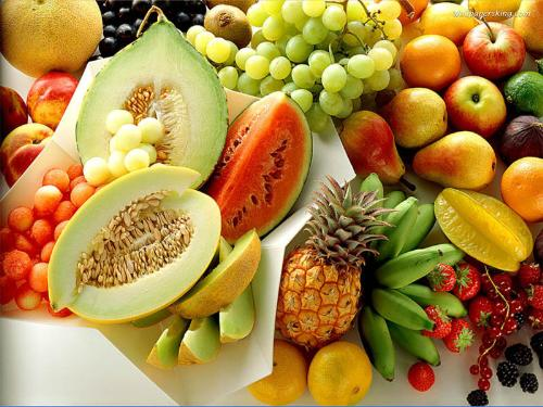 fruit - so many fruit
