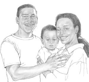 family values! - I love my family!