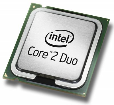 Core 2 duo - Sample of one of such processors which range from core 2 duo and dual core possessors......