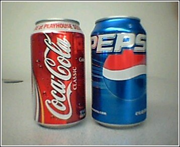 coke or pepsi - which you like best?