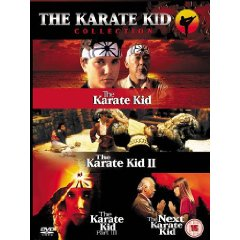 The Karate Kid  - The Karate Kid Trilogy Dvd
