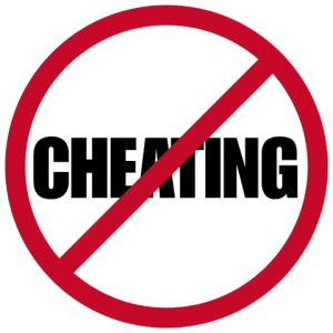 Cheaters - Cheating is really bad.......and should be avoided no matter what !!!!