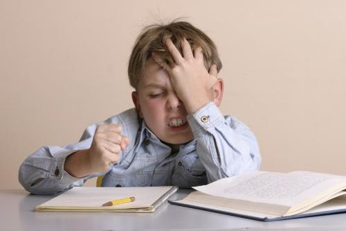 frustrated - photo of frustrated boy