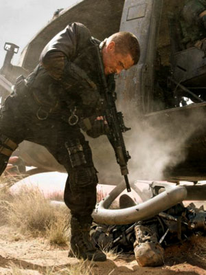 Terminator:Salvation - scene from movie