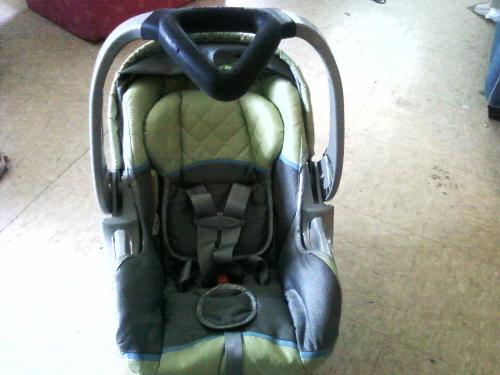 Carseat - This is the seat I just recently picked up
