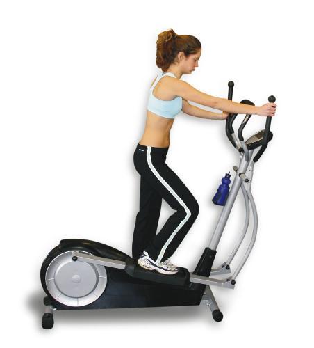 elliptical - wokring on elliptical