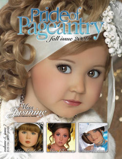 Toddlar Pageneant - Beauty pageants for children