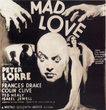 Mad love - movie poster