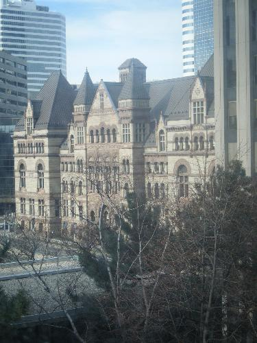 Toronto - Picture of beautiful old city hall
