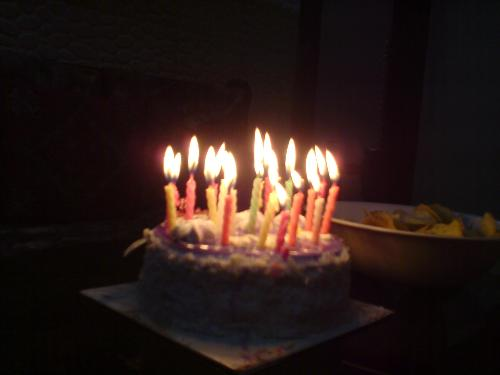 How Many Candles Do You Put On Your Cake Mylot