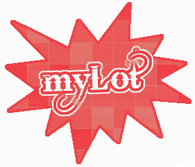 The mylot website - The icon of the mylot website being mylot inside the orange star.