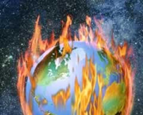 global warming - all people are affected by global warming
