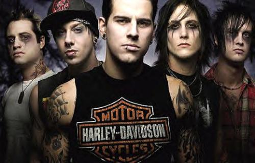 of course A7x is your