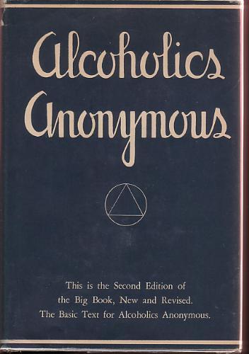 Alcoholics Anyomous - AA 12 step