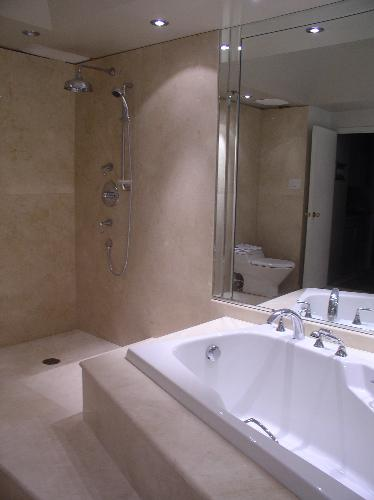 Jacuzzi bathtub - Our dream bathroom is to have a jacuzzi bathtub =)