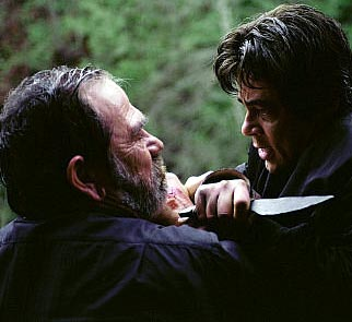 Hunted - Hunted starring Tommy Lee Jones and Benicio Del Toro