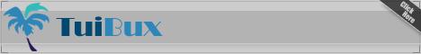 TuiBux - Standard Members   * $0.01 per click  * $0.005 per referral click  * Graphs of click statistics along with referral statistics  * Instant Payments  Premium Members   * $0.01 per click  * $0.01 per referral click  * In depth graphs of each referral plus more  * Instant payments