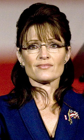 Sarah Palin - I'm soo sorry Sarah, ...............NOT!
