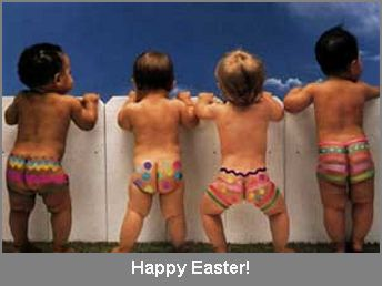 Children - Easter babies