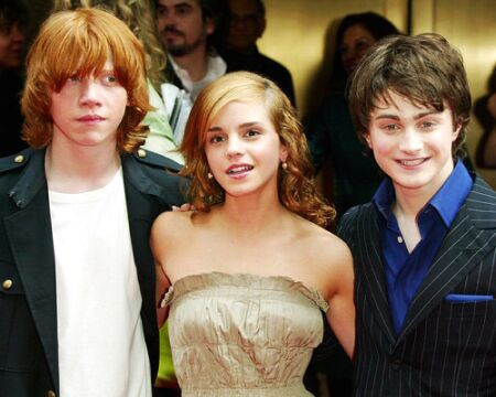 Harry Potter actors - The stars of Harry Potter