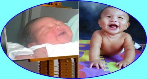 6 Months after - Still handsome, still cute, still with the sweetest smile ever.. :)