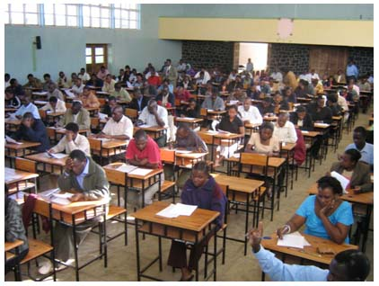 exam - examination