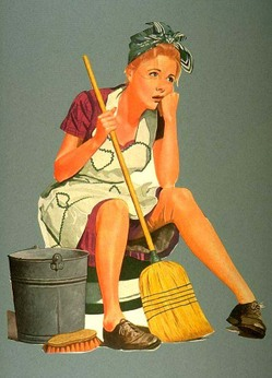 Housework - Housework is work done by the act of housekeeping. Some housekeeping is housecleaning and some housekeeping is home chores.