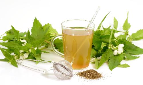 Herbalist's tea - An image about tea and natural product you can normally find in herbalist's shop