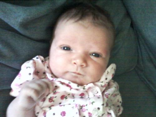 my lil girl - my new daughter