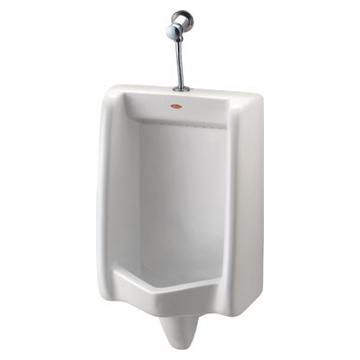 Urinal - this urinal here is the most basic. some are now waterless to save water.