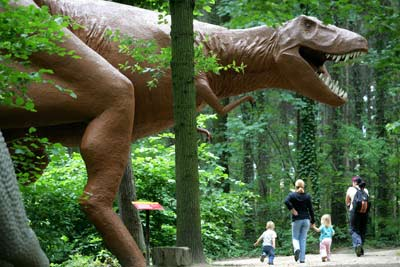 dinosaurs - dangerous -  the other name of dinosaurs are dangerous , they looks weired and eats too much..